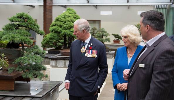 Prince Charles and the Duchess of Cornwall 02