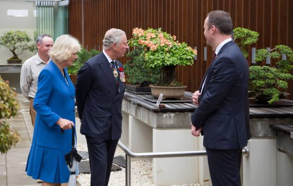 Prince Charles and the Duchess of Cornwall 05