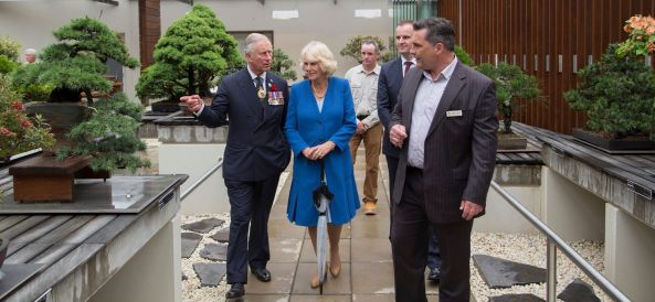 Prince Charles and the Duchess of Cornwall 08