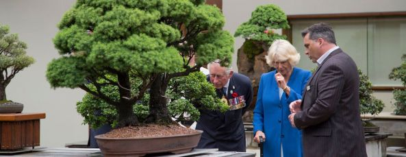 Prince Charles and the Duchess of Cornwall 10